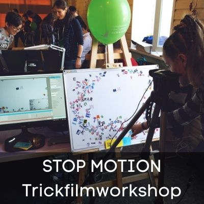 Stop Motion Trickfilmworkshop